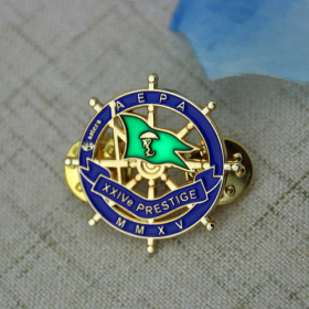 Lapel Pins for Rudder