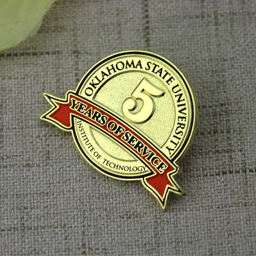 Lapel Pins for Oklahoma State University