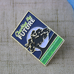 Lapel Pins for Charting the Future
