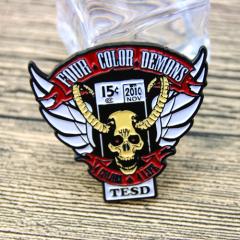 Lapel Pins for Demon