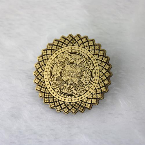 Lapel Pins for Antique Pattern