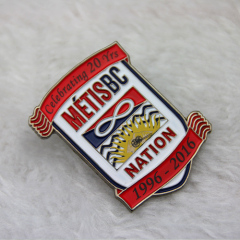 Lapel Pins for Metis Nation