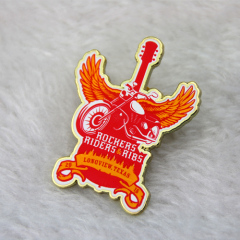 Lapel Pins for Rockers