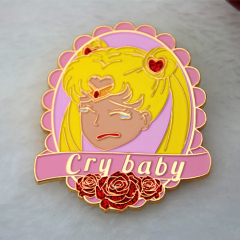 Lapel Pins for Sailor Moon