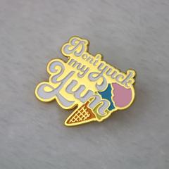 Lapel Pins for Icecream