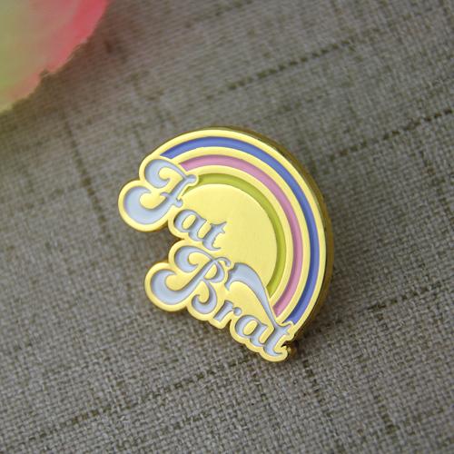 Lapel Pins for Fat Brat