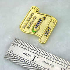 Lapel Pins for Scholarship