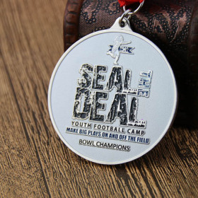The Seal Deal Custom Medals