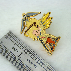 Lapel Pins for Handsome Boy