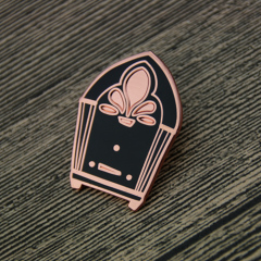 Lapel Pins for Cake House