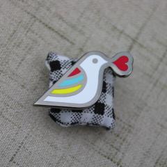 Lapel Pins for Bird