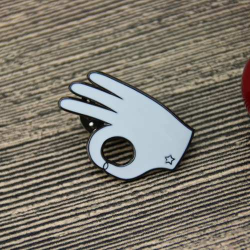 Lapel Pins for Hand