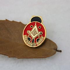 Lapel Pins for Ladybug