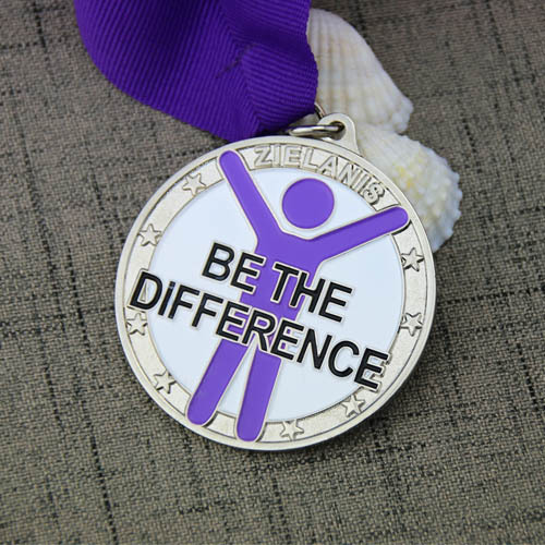 Be The Difference Customized Medals