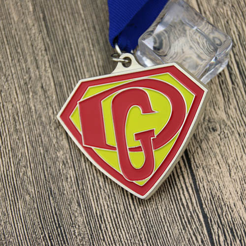 Customized Shield Medals