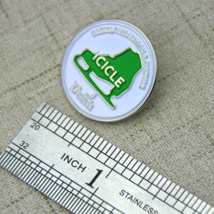 Lapel Pins for ICIClE