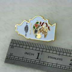Lapel Pins for Illinois