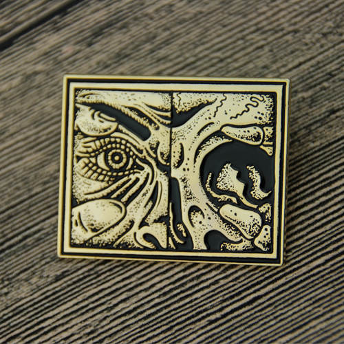 Lapel Pins for Face