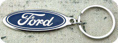 Luxury Ford Keychain