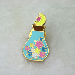 Lapel Pins for Vase