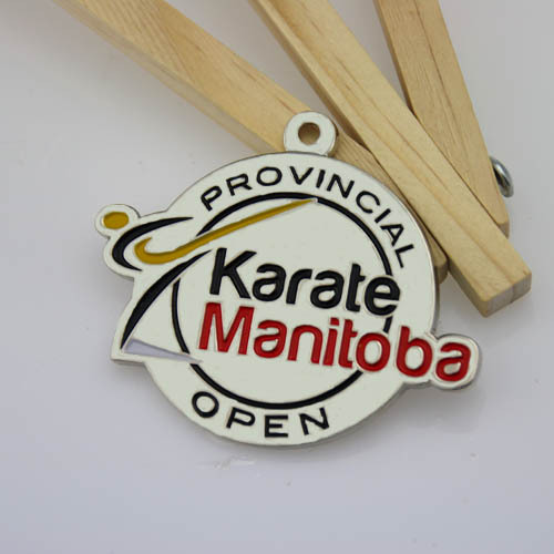 Karate Custom Sport Medals