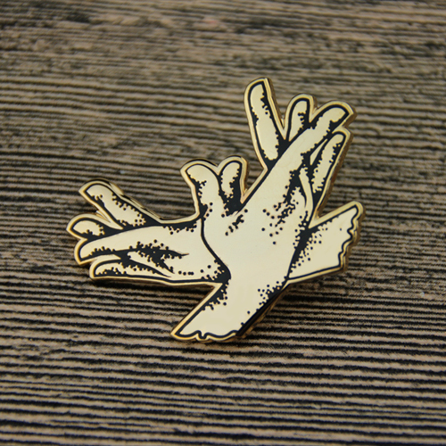 Lapel Pins for Hands