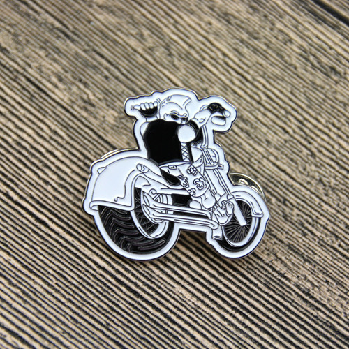 Lapel Pins for Motorcycle