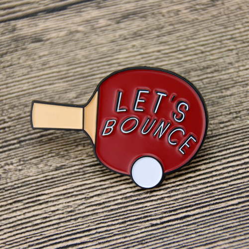 Lapel Pins for PingPong