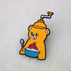 enamel pin maker for Toy Bear