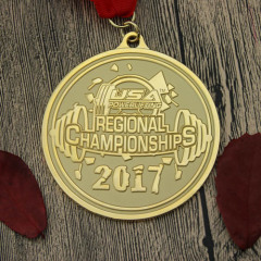 Sports Customized Award Medals