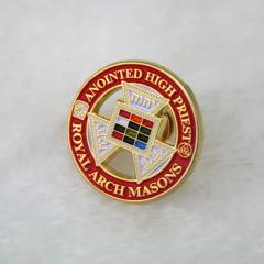 Ritual Diagram enamel pin maker