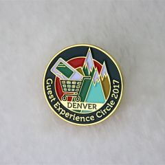 Lapel Pins for Guest Experience Circle