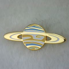 Lapel Pins for Saturn