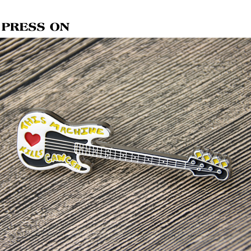 Lapel Pins for Bass