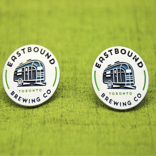 Custom Lapel Pins for  Bus