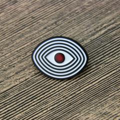 Lapel Pins for Eye