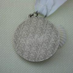 Scholarship Custom Sandblast Medals