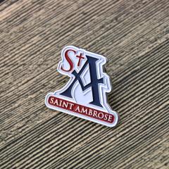 Lapel Pins for Saint Ambrose