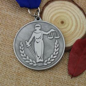 Attorney General Custom Antique Medals