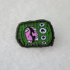 Green Monster Lapel Pins