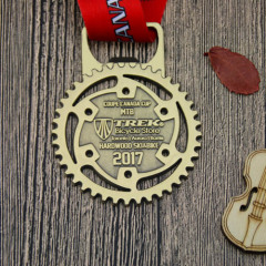 Coupe Canada Cup Customized medals