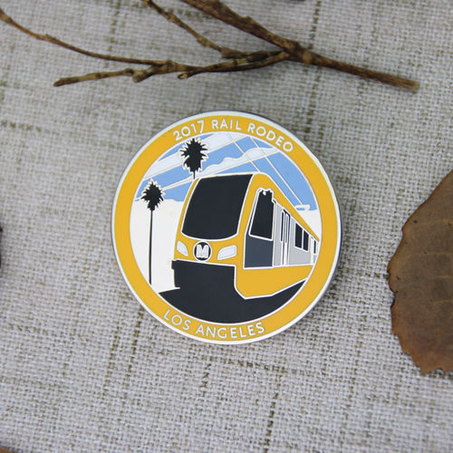 hard enamel pins la