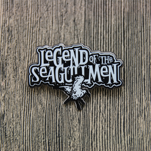 hard enamel pins legend