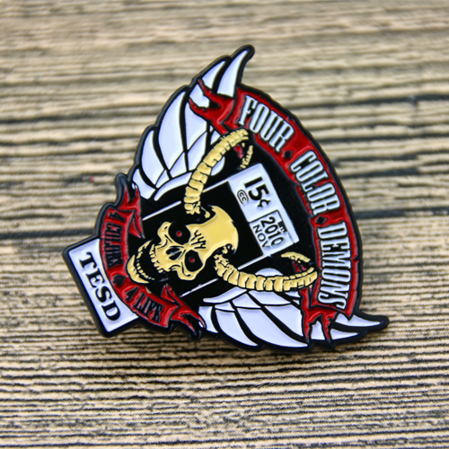 personalized lapel pins