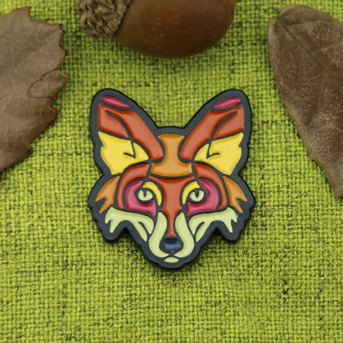 animal enamel pins