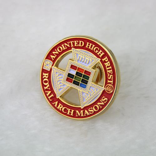 royal arch masons lapel pins