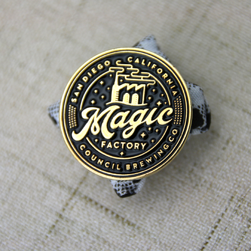 magic enamel pins