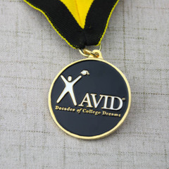 College Graduate Ceremony Custom Medals