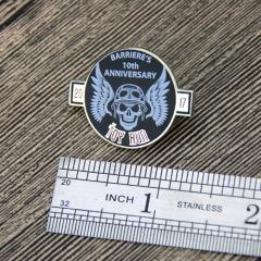 Toy Run Lapel Pins