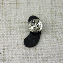 Angry Worm Custom Lapel Pins
